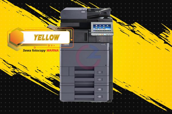 Rental fotocopy warna