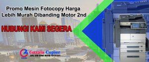 Promo Mesin Fotocopy Harga Lebih Murah Dibanding Motor 2nd