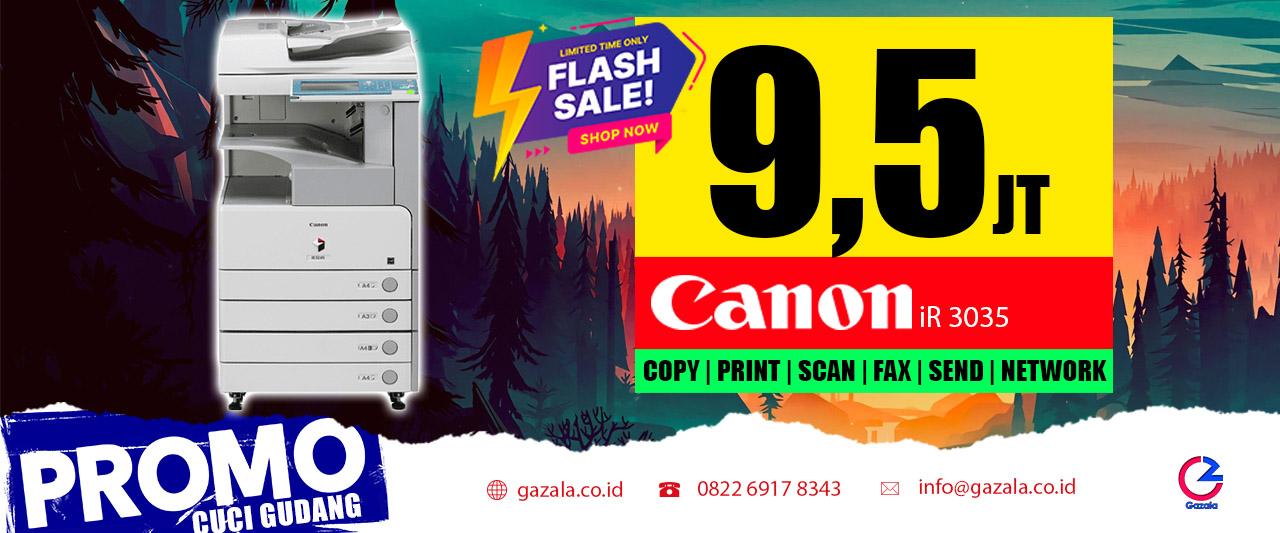 Caonn iR 3035 Promo