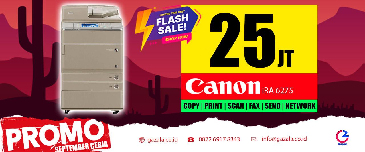 Canon 6275 Promo